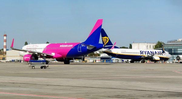 Wizz Air і Ryanair