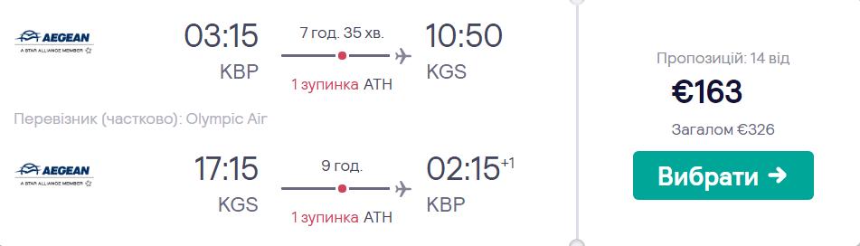 Київ - Кос - Київ >>