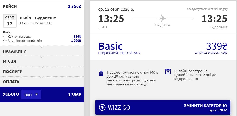 Львів - Будапешт