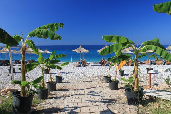 Албанія пляж