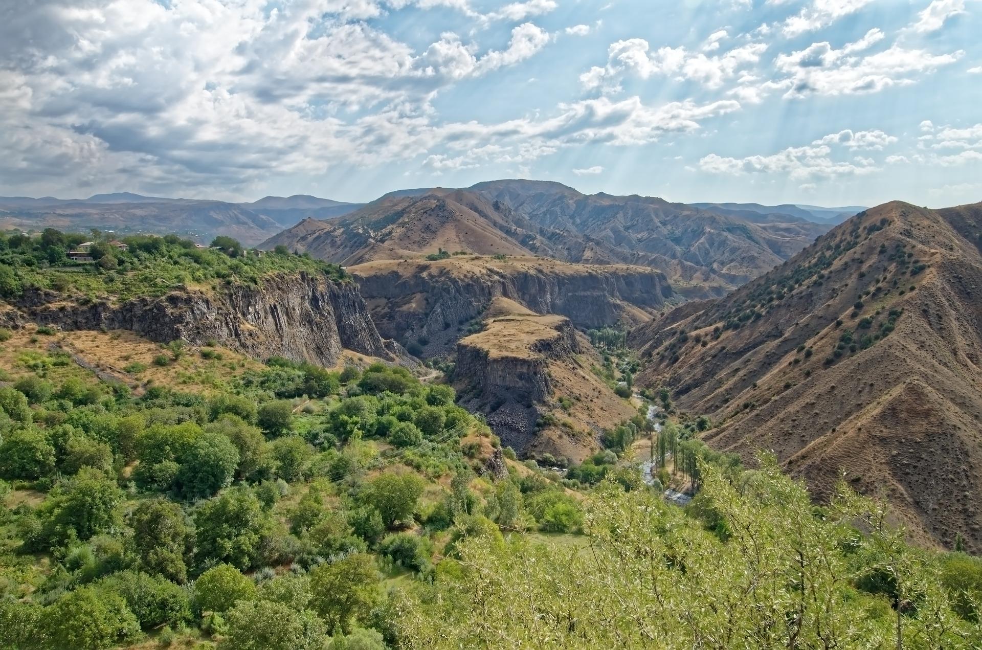 арменія гори