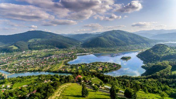 румунія пейзаж