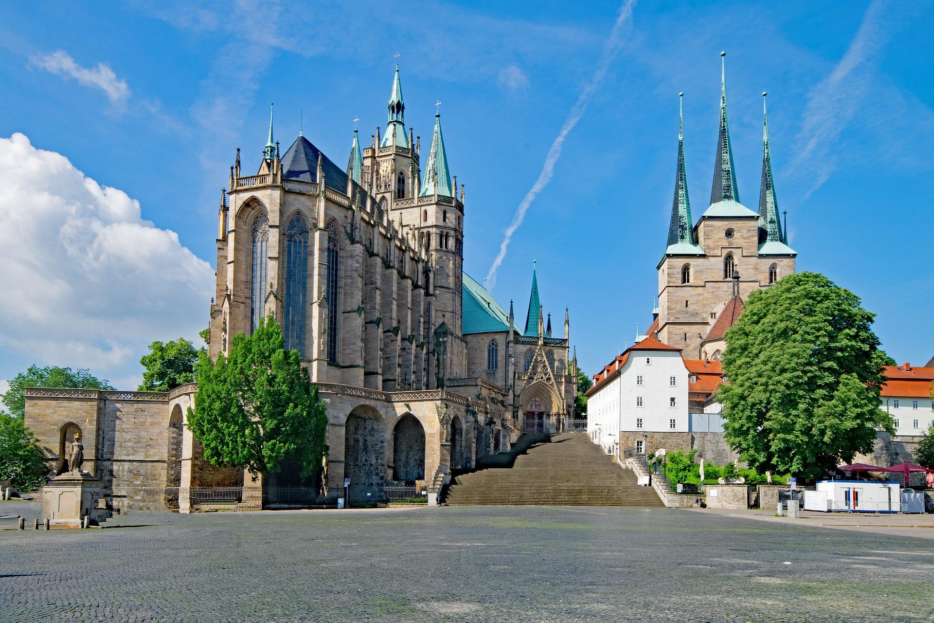 Німеччина Ерфурт