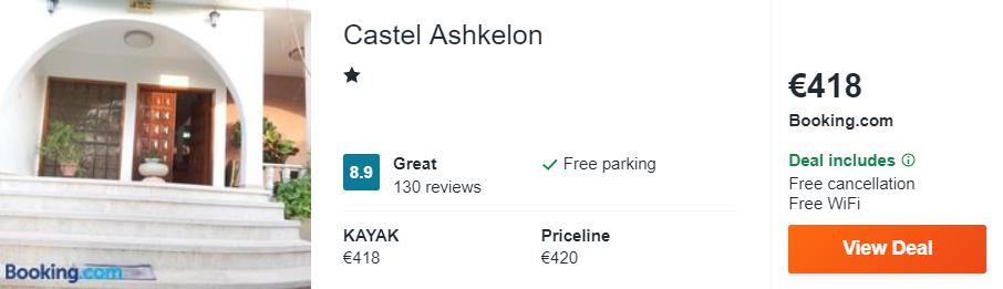 Castel Ashkelon