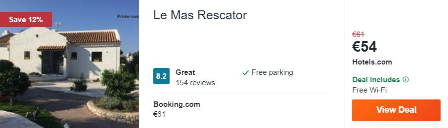 Le Mas Rescator