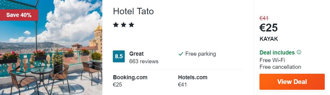 Hotel Tato