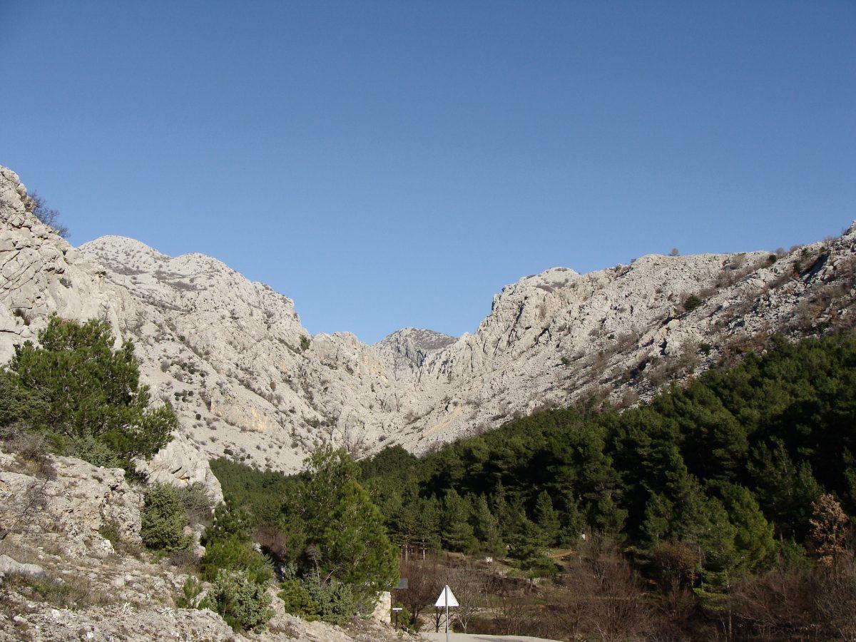 національний парк Паклениця