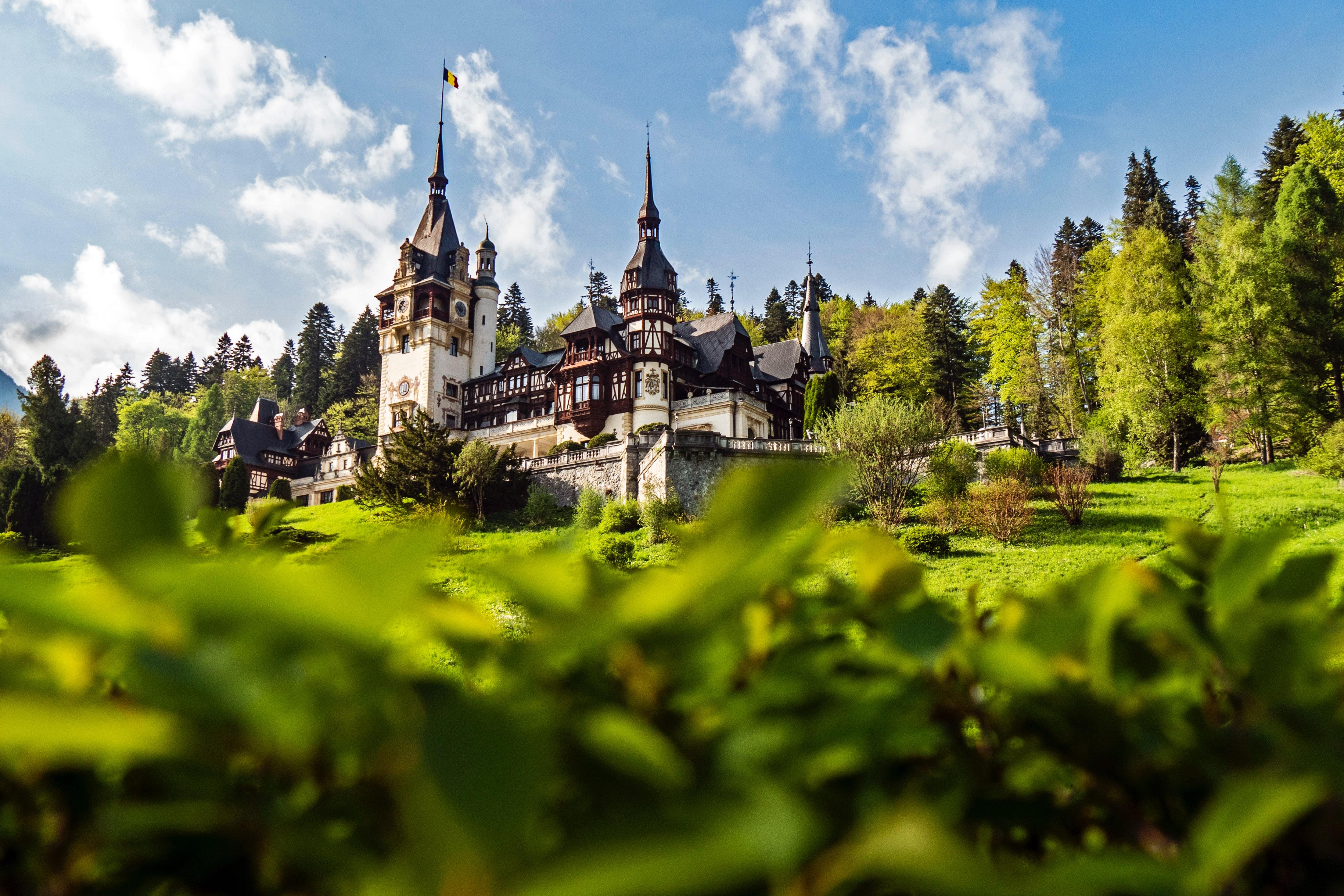 трансильванія палац пелеш