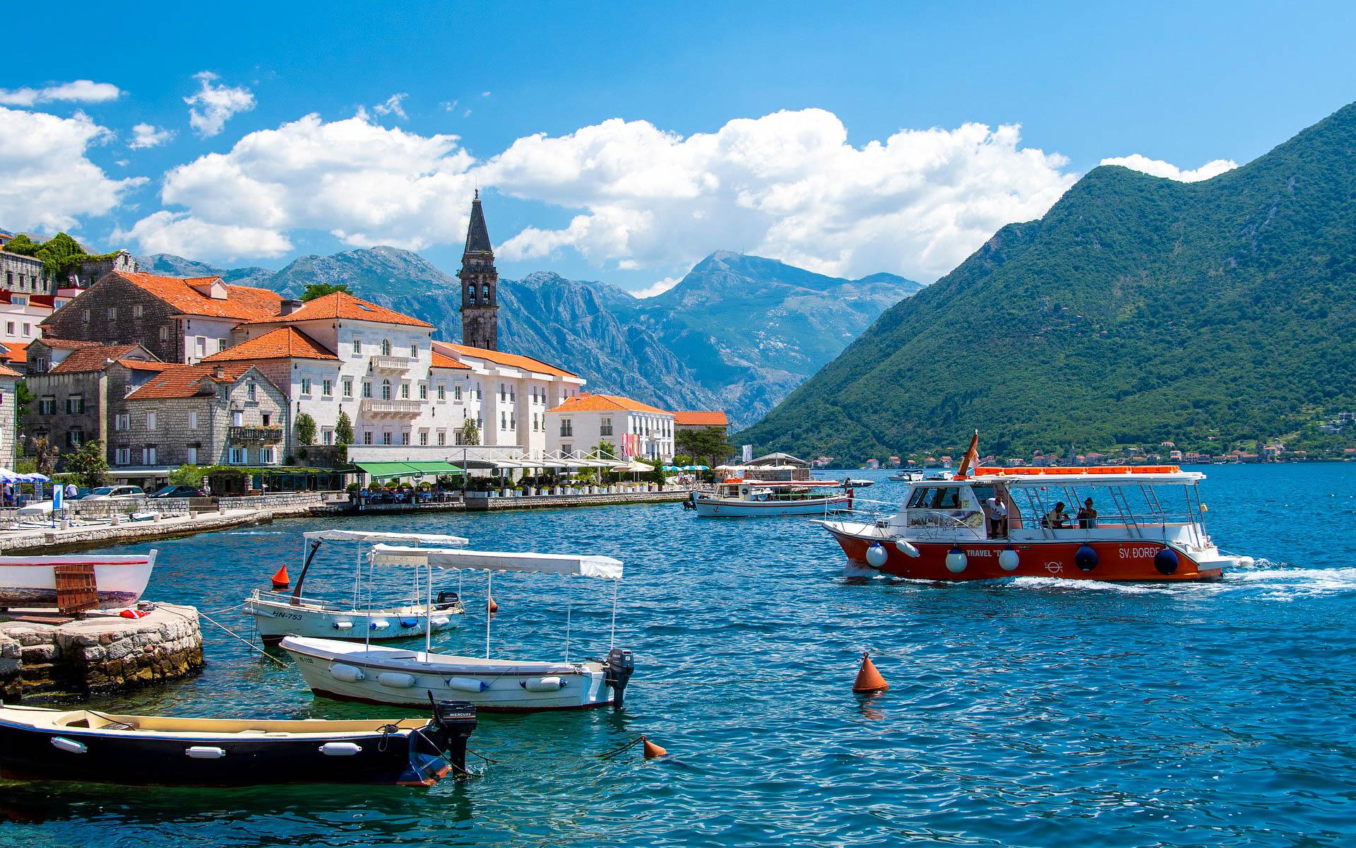 Чорногорія Пераст