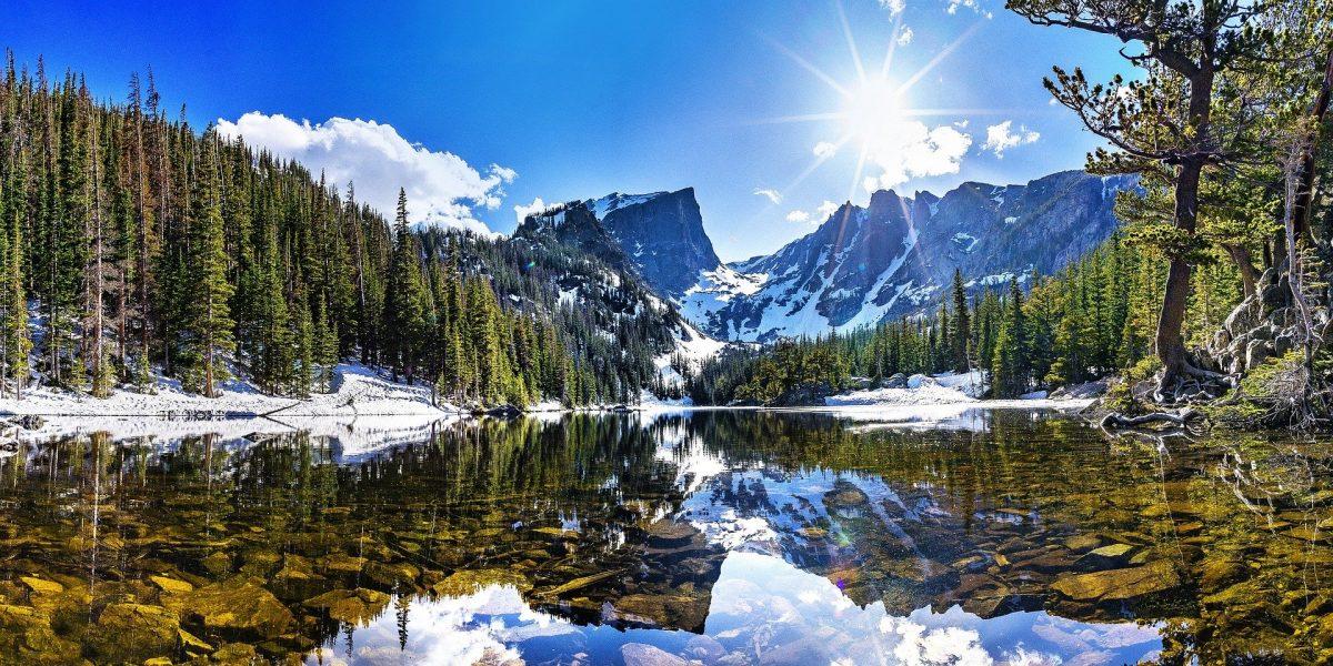 скелясті гори