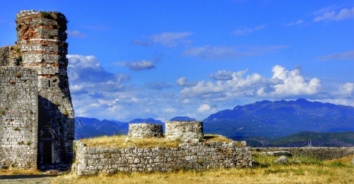 шкодра фортеця