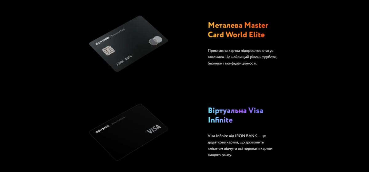 Картки Monobank