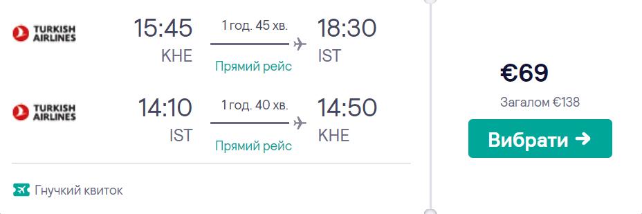 Херсон - Стамбул - Херсон