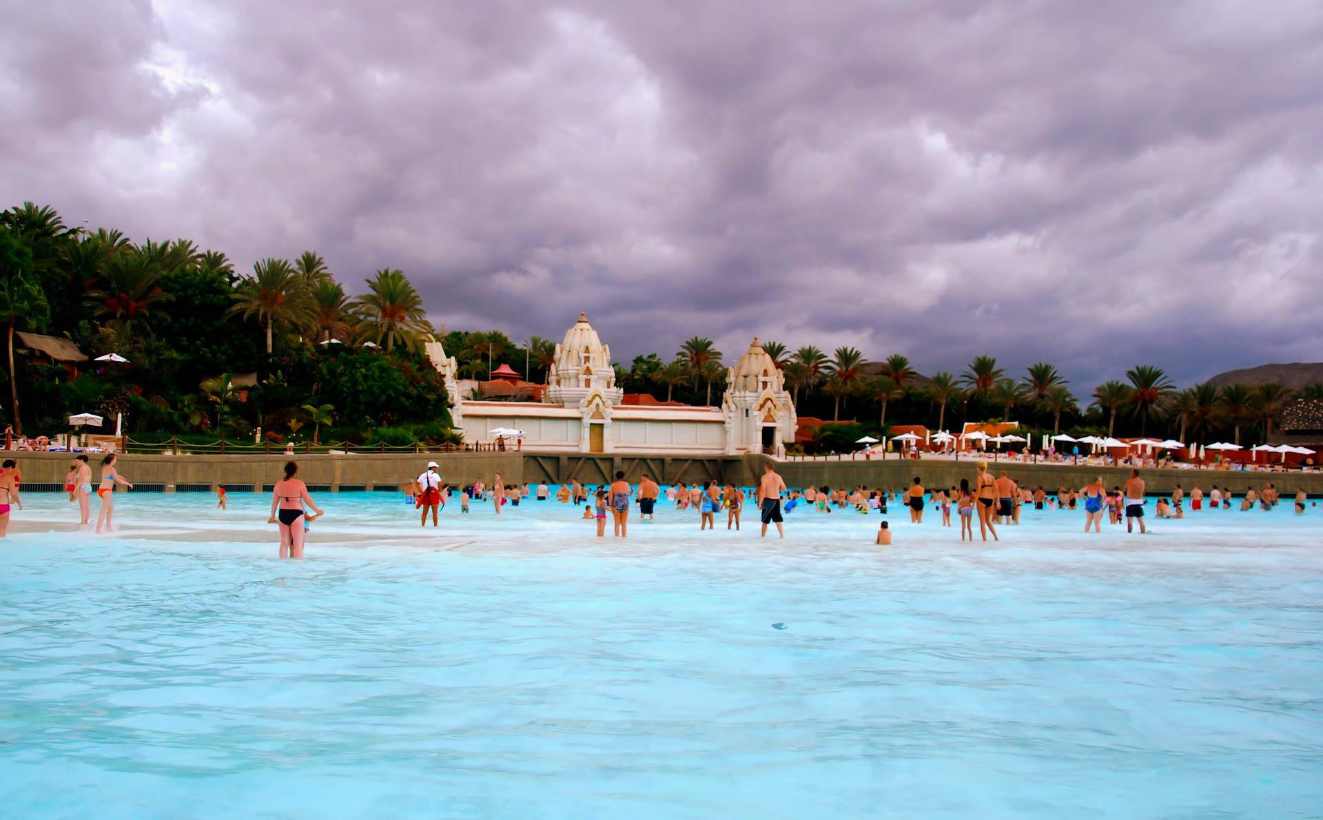 Іспанія Парк Тенеріфе Сіам