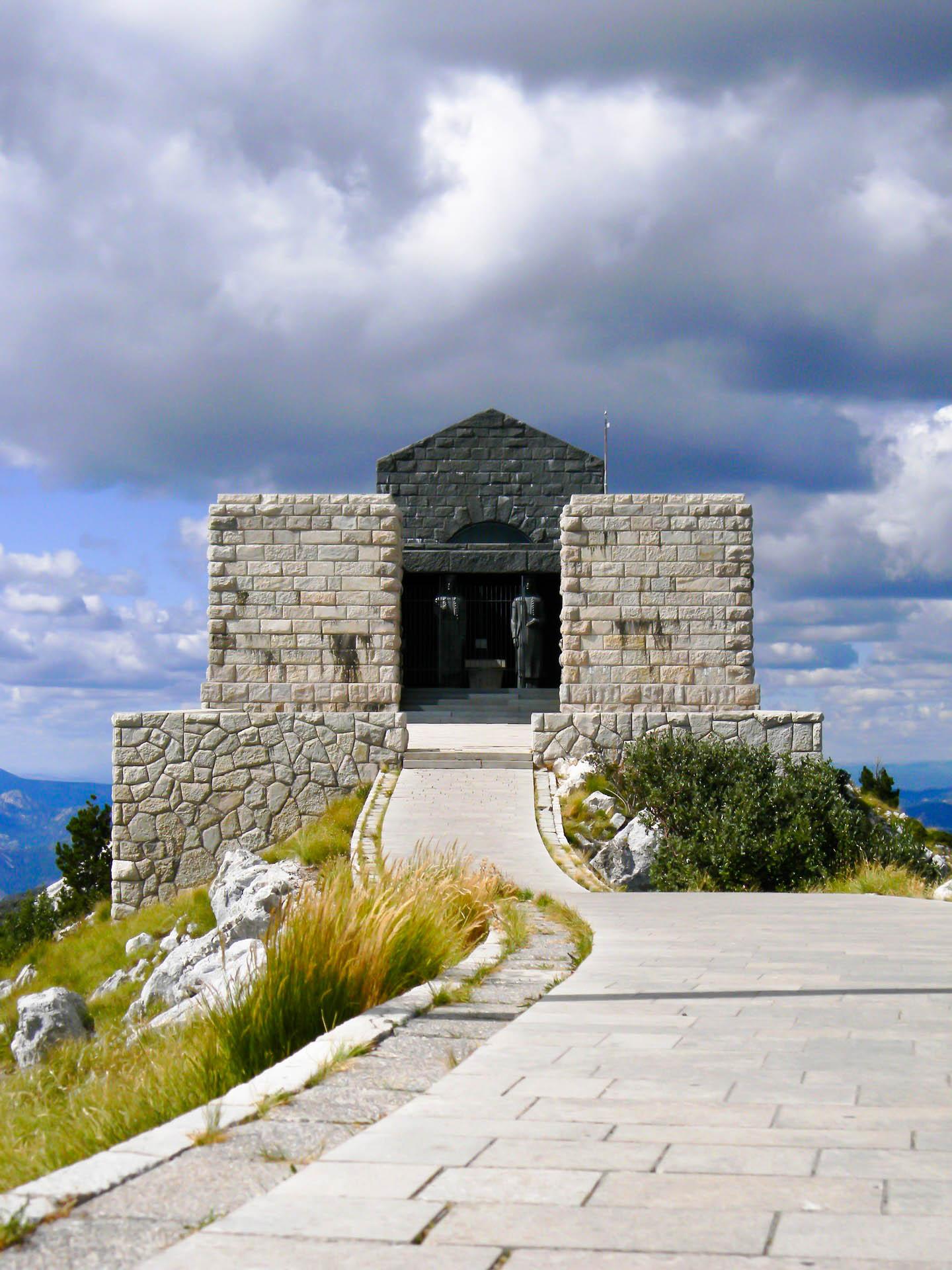 Чорногорія Ловчен