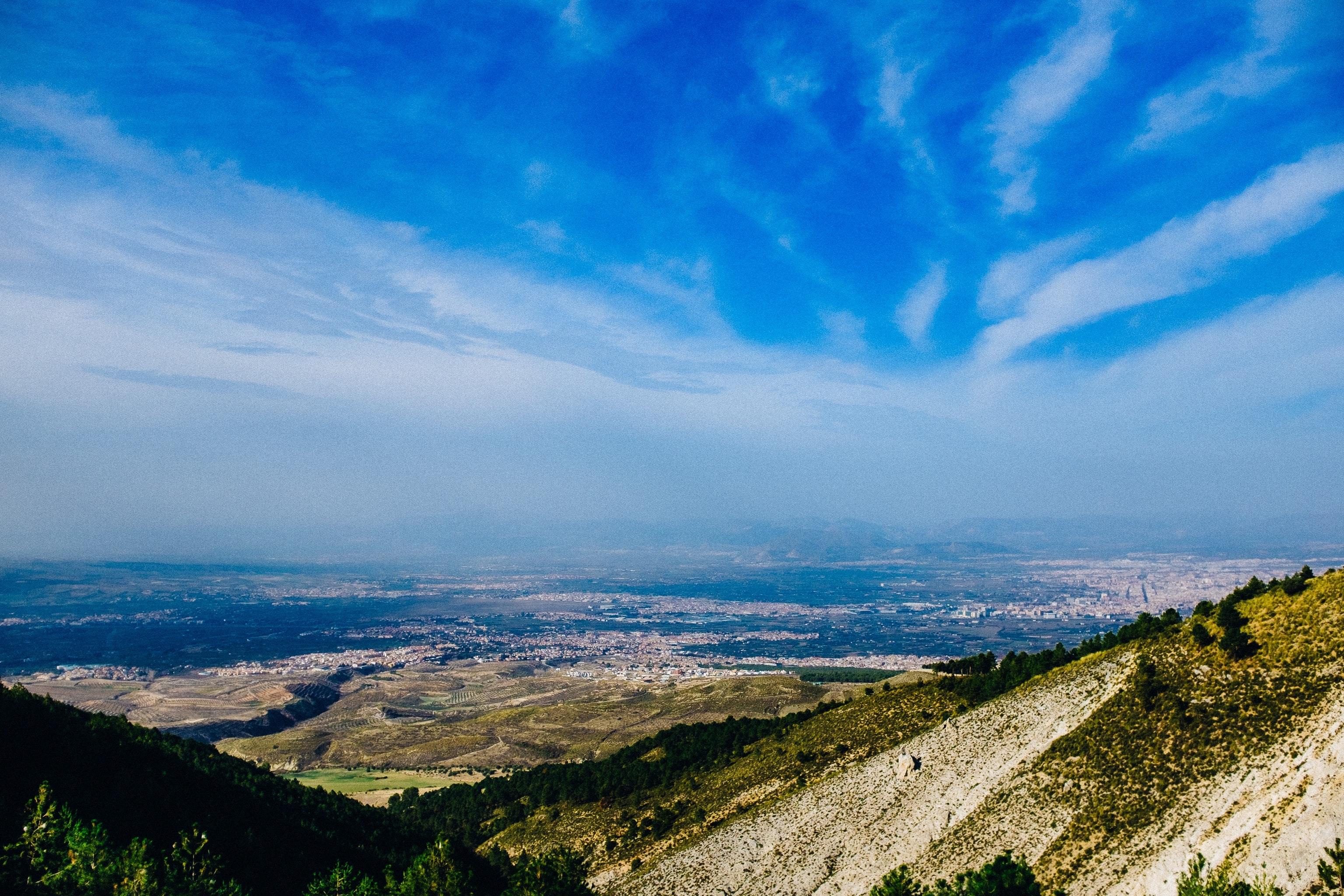 Іспанія Андалусія Сьєрра-Невада