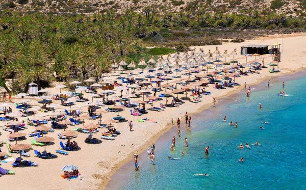 Греція Крит Ваї