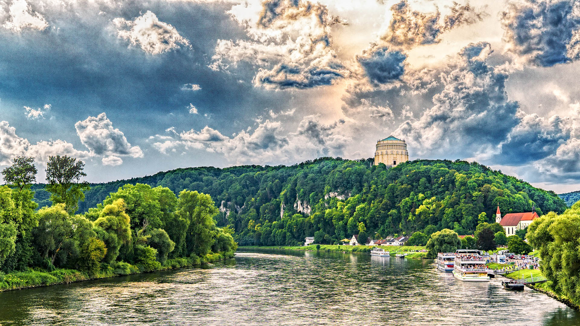 Німеччина Баварія Кельхайм