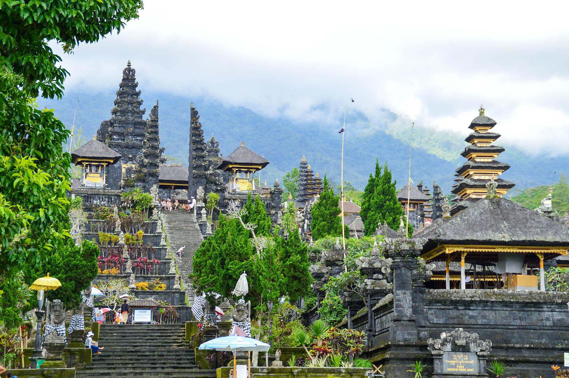Індонезія Балі Бесаких