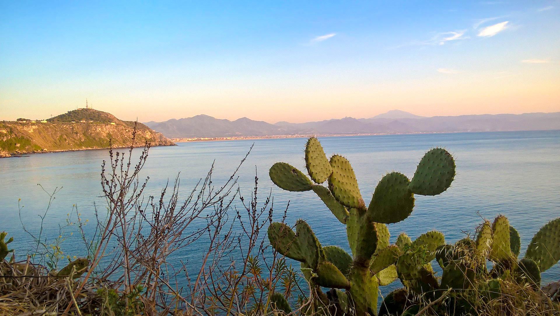 Італія Сицилія Мілаццо