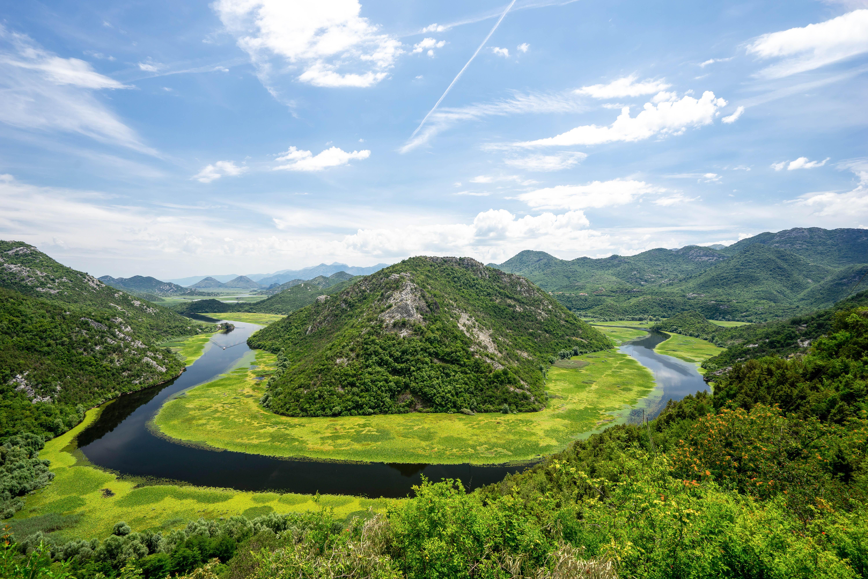 Чорногорія Скадарське озеро