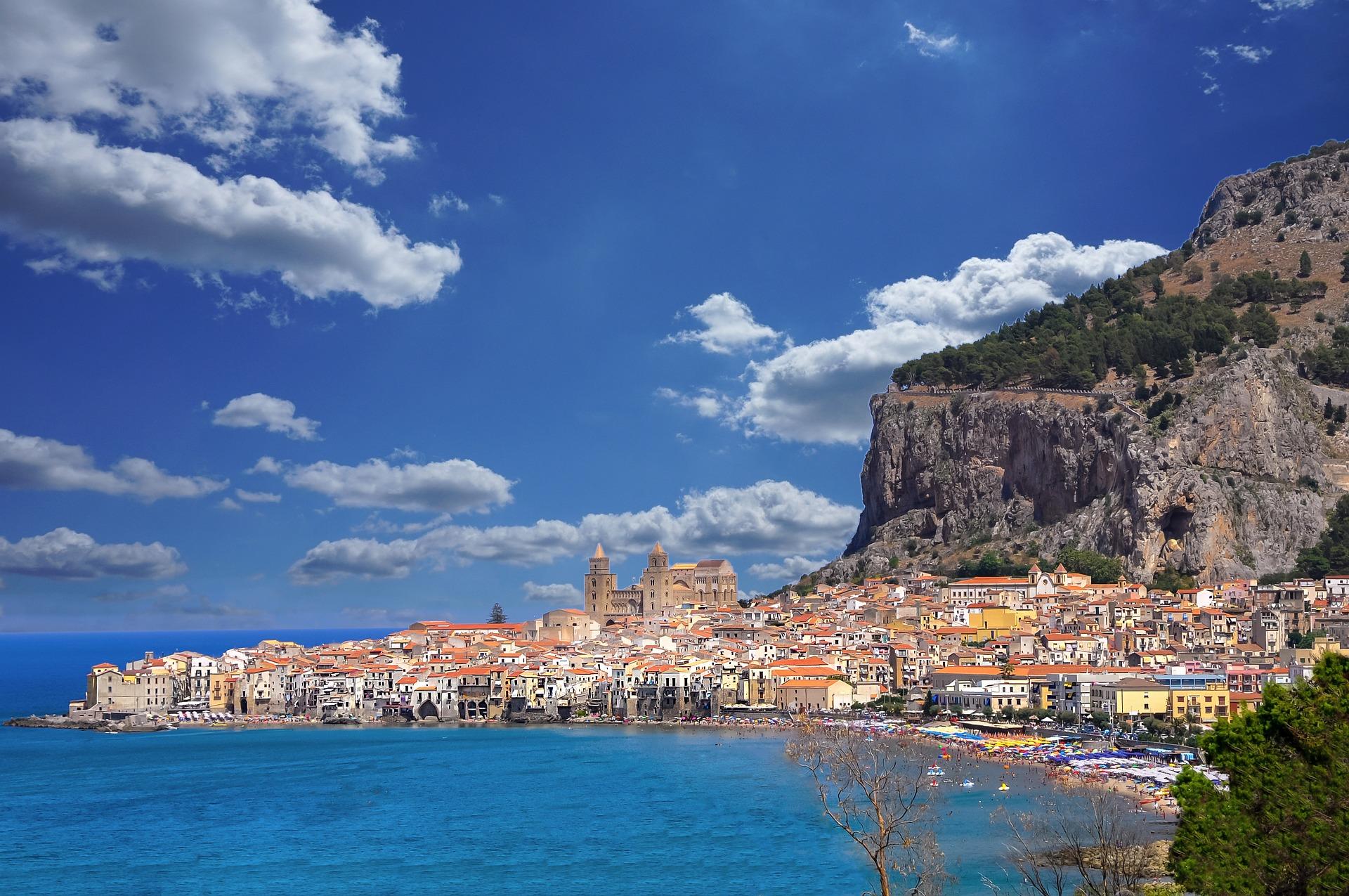 Італія Сицилія Чефалу