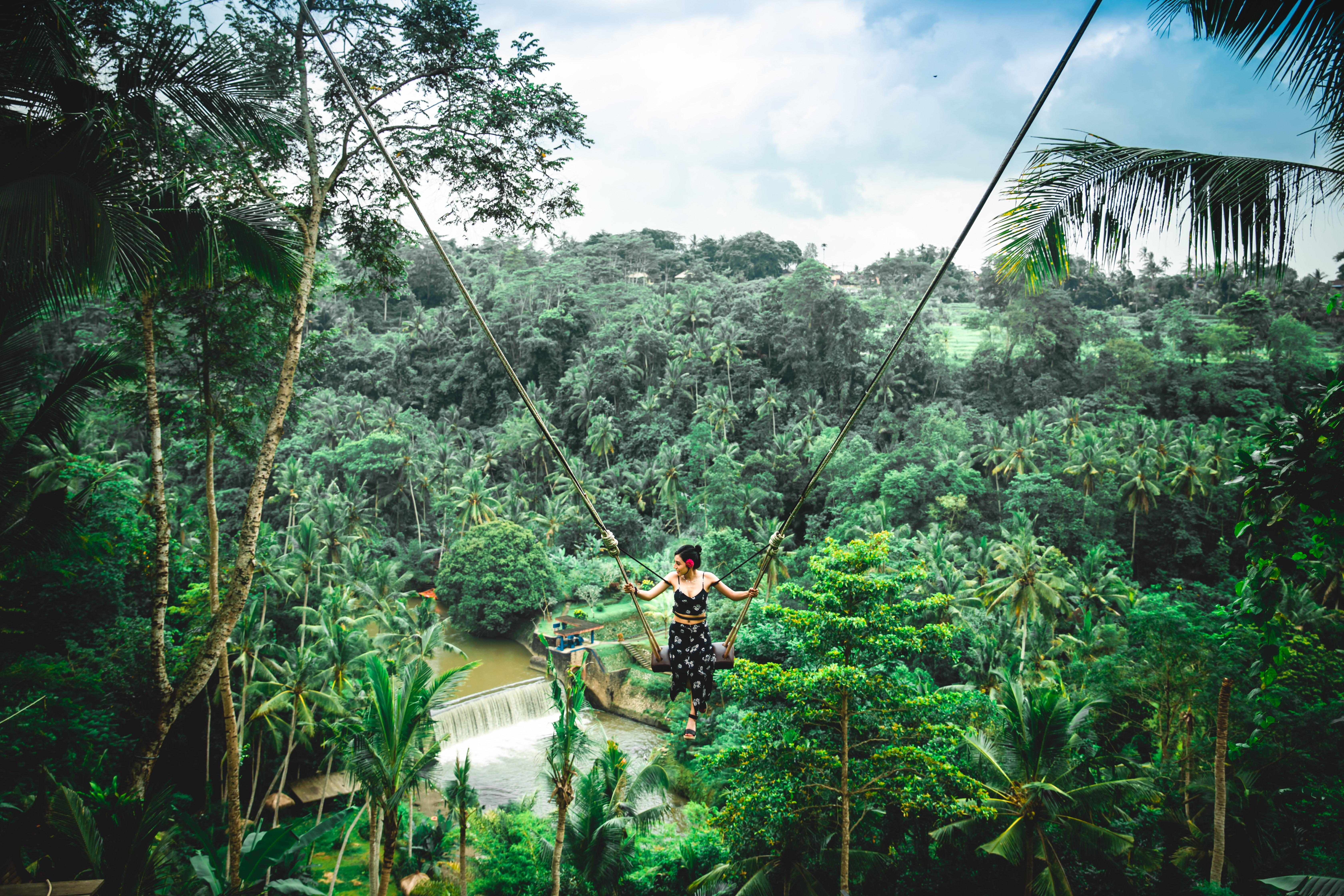Гойдалка Індонезії на Балі