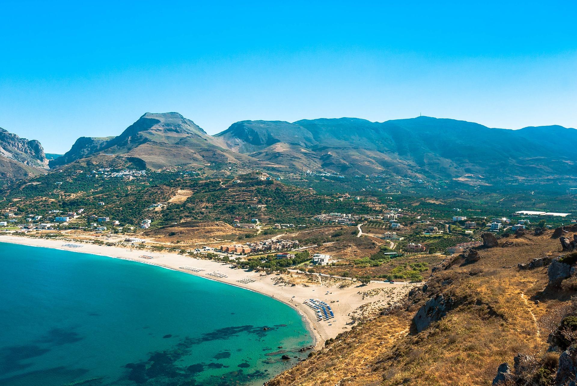 Греція Крит Плакиас
