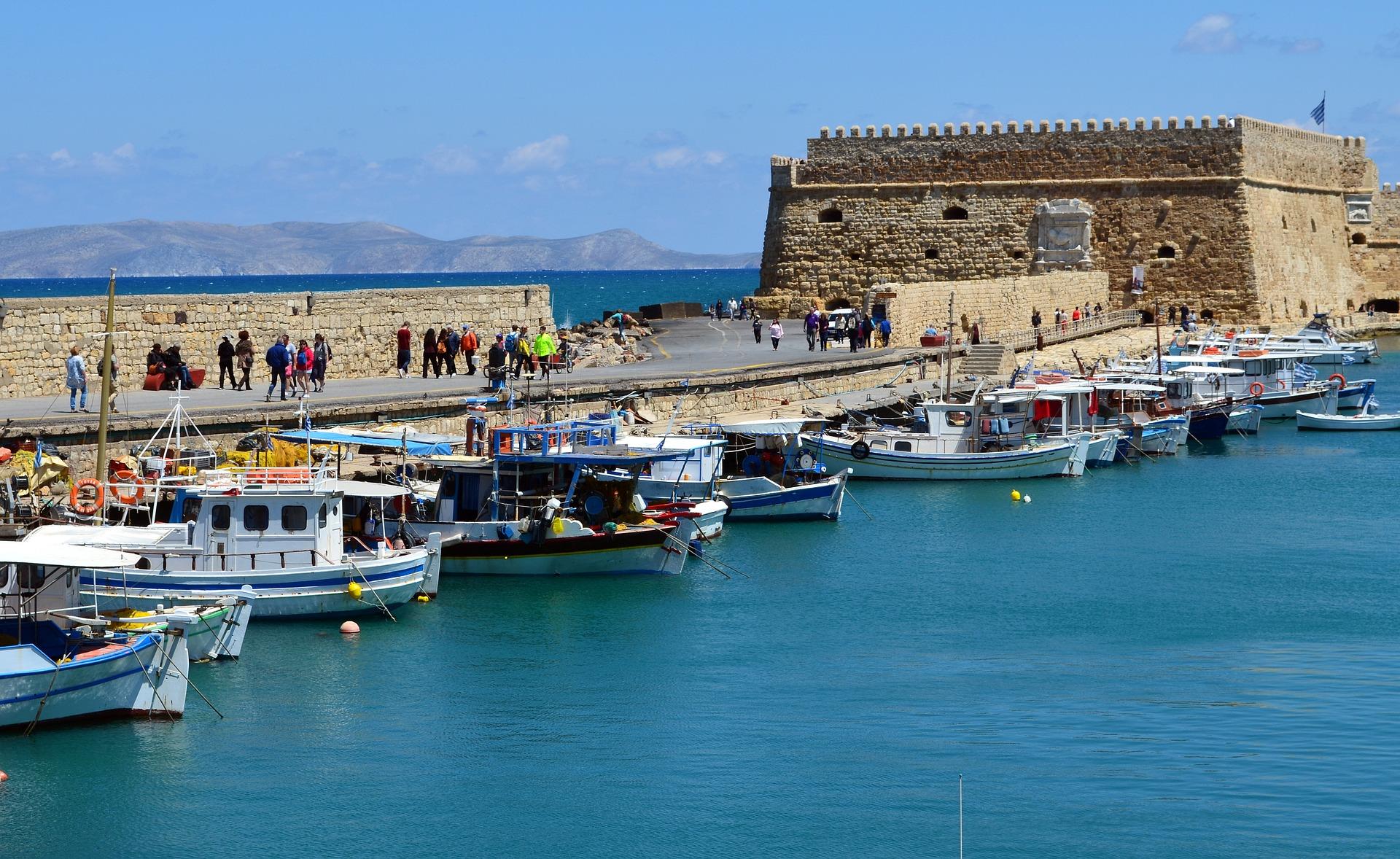 Греція Крит Іракліон