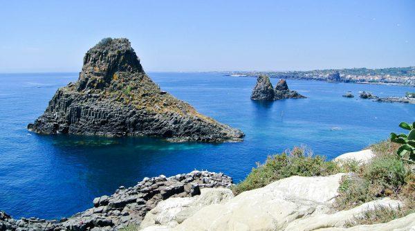 Італія Сицилія Ачи Трецца