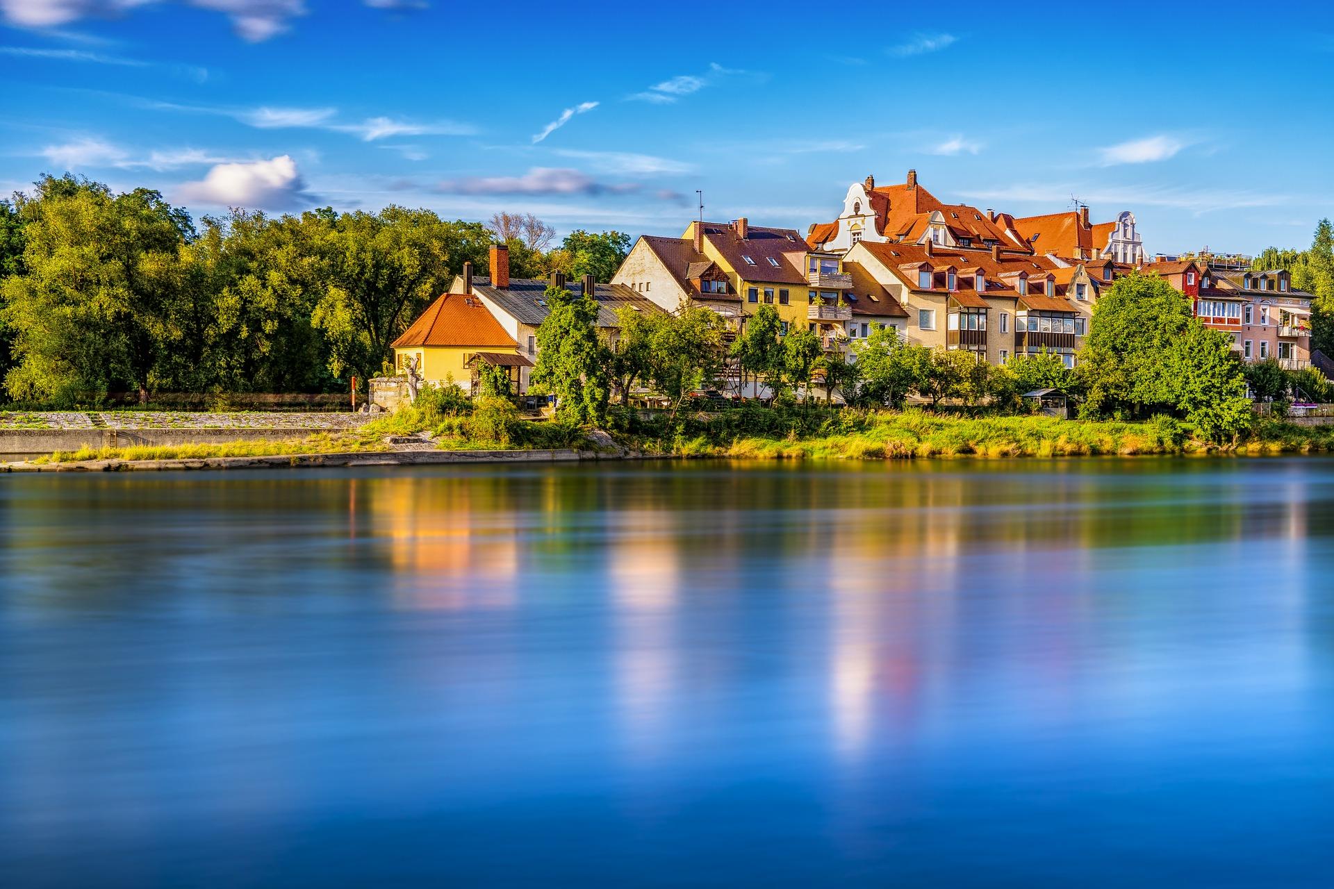 Німеччина Баварія Регенсбург