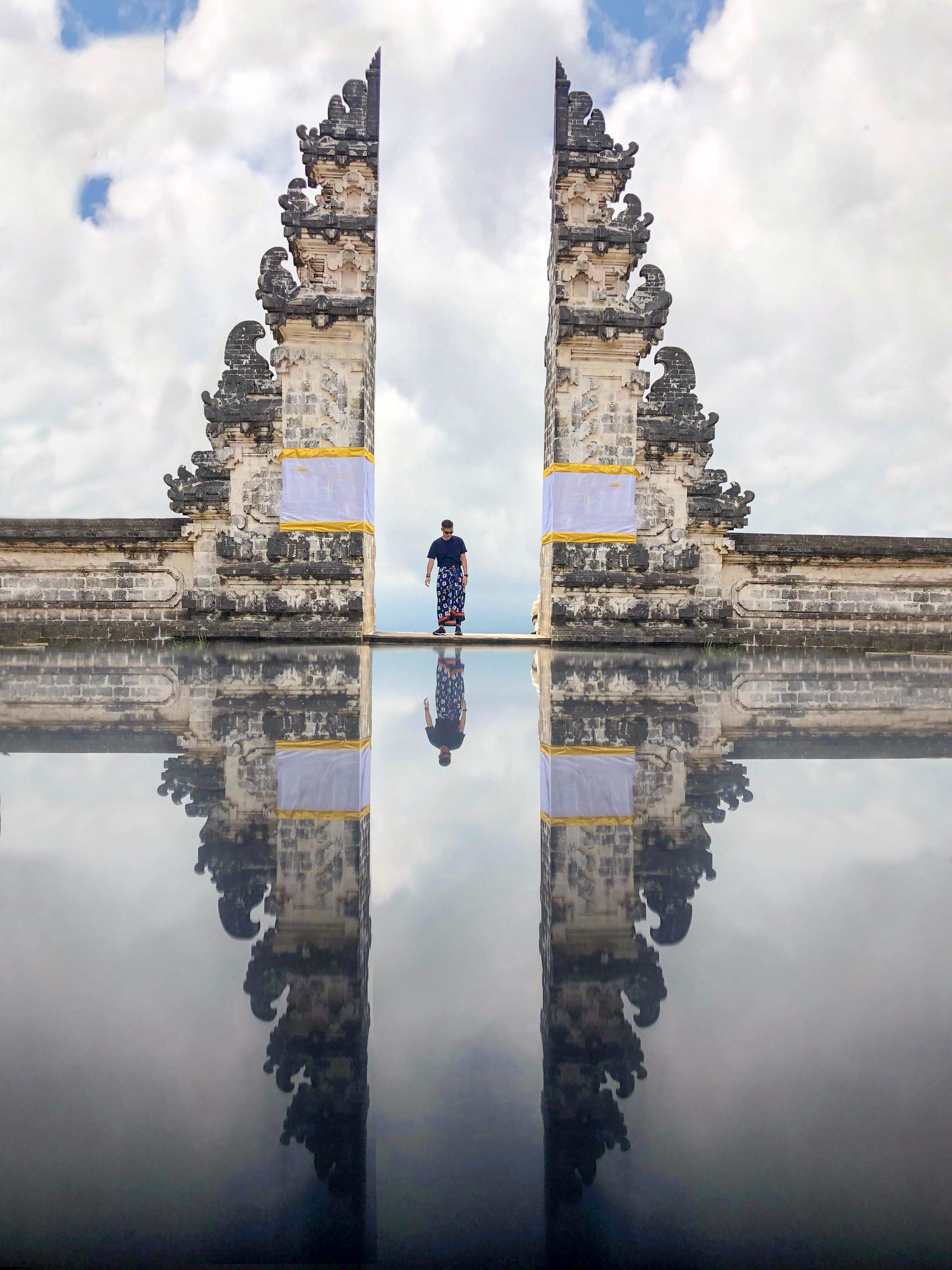 Індонезія Балі Пура Лемпуянг Лухур