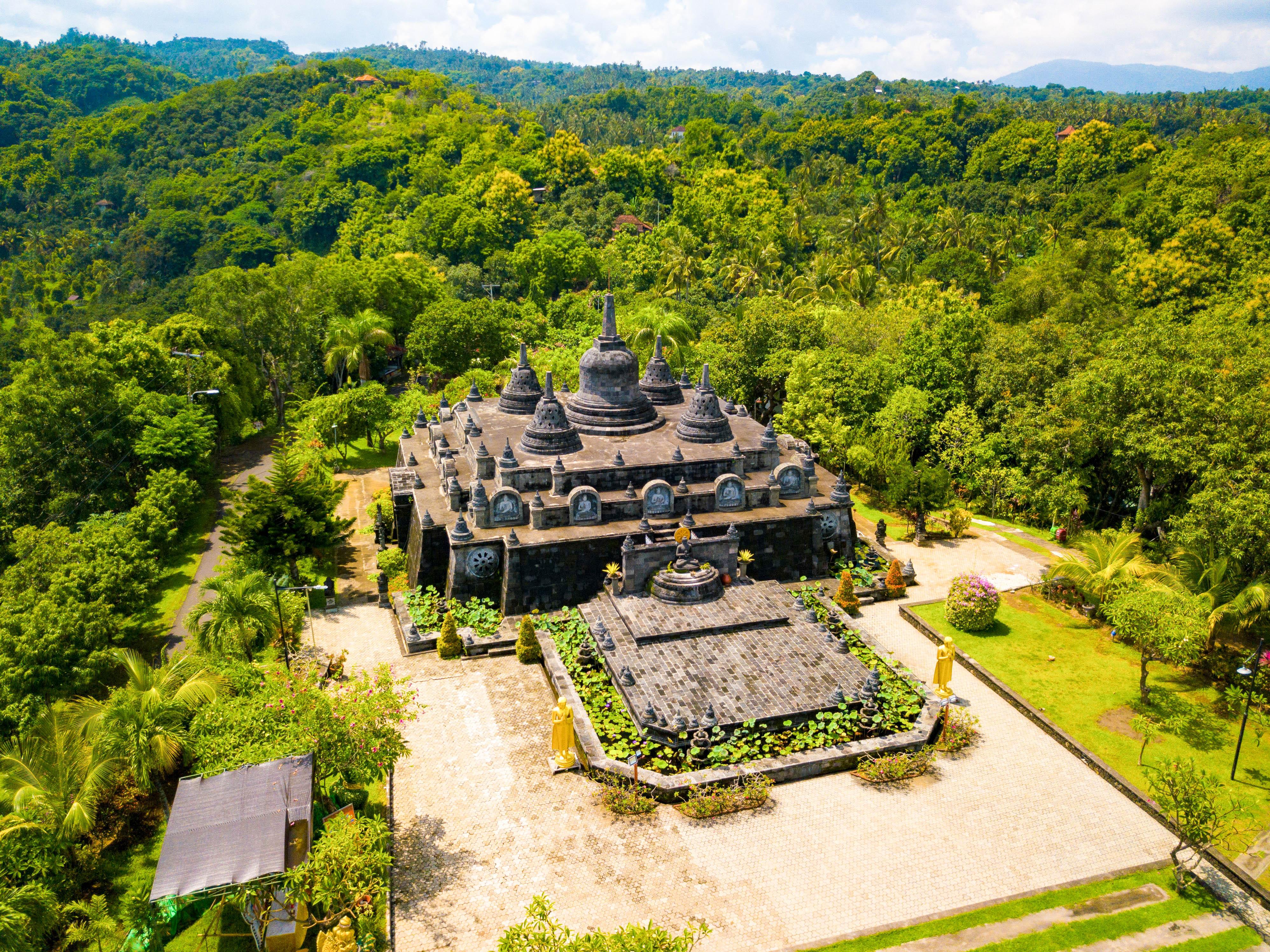 Індонезія Балі Брахмавіхара-Арама