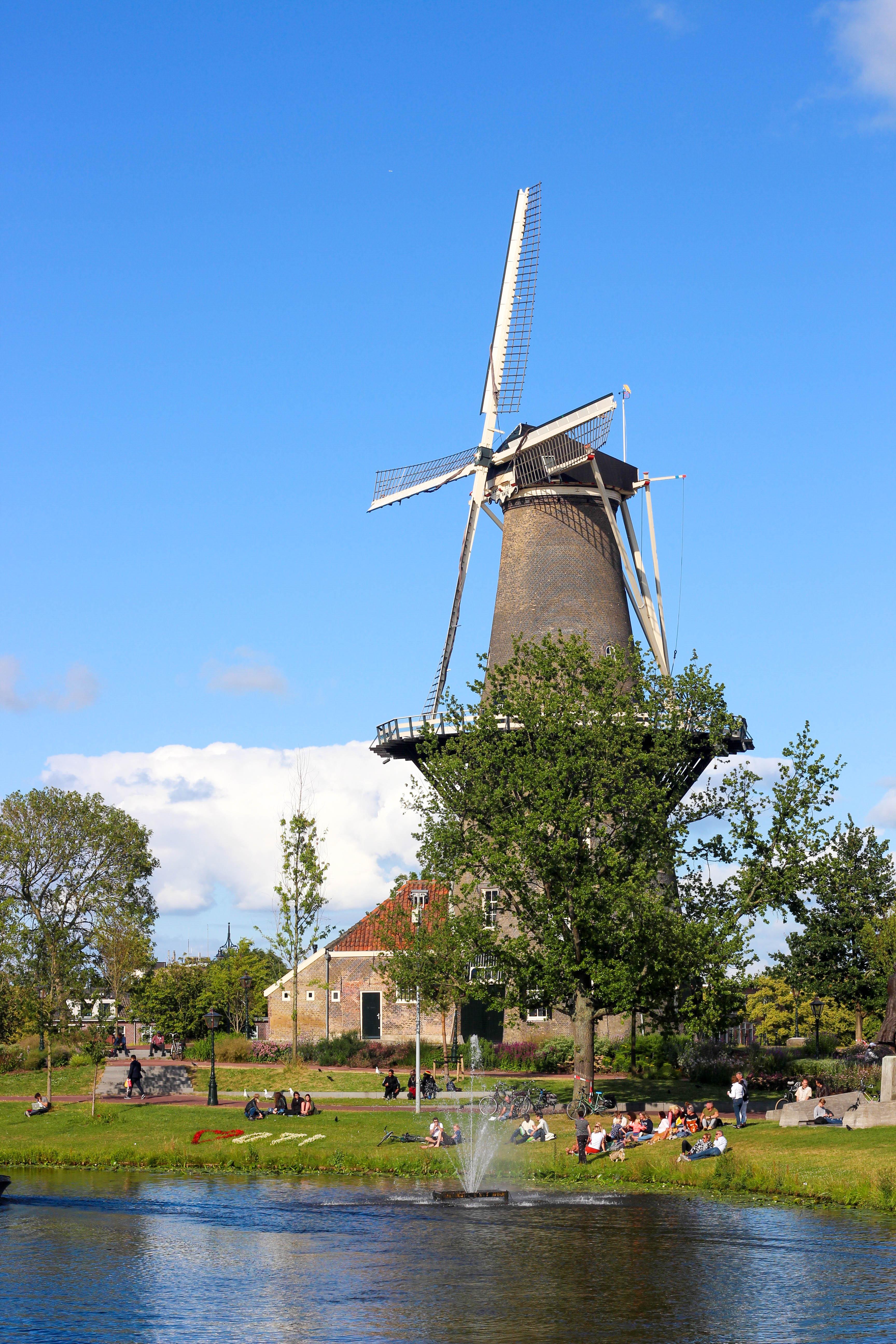 Голландія Лейден