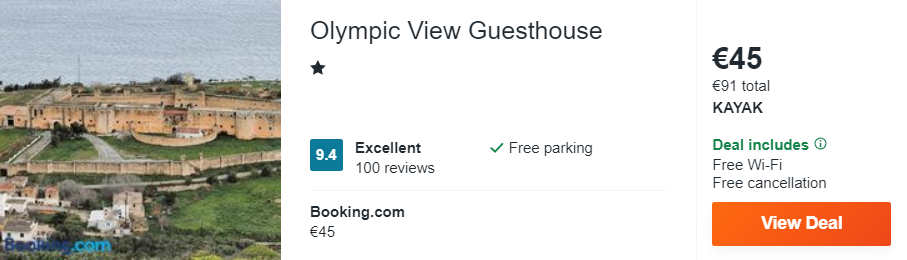 Olympic View Guesthouse