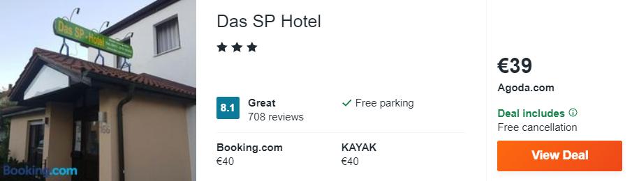 Das SP Hotel