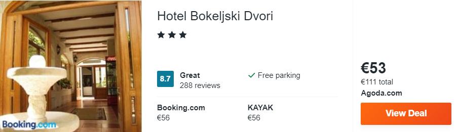 Hotel Bokeljski Dvori