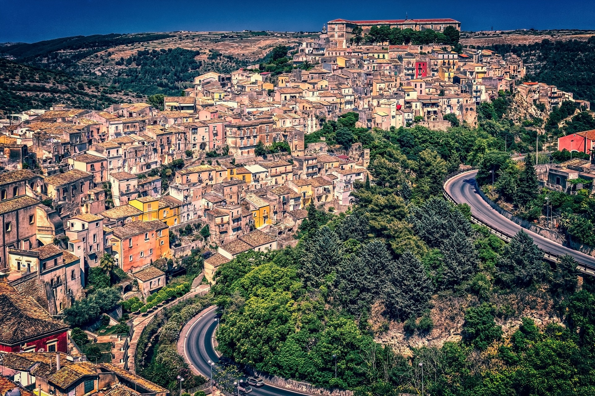 Італія Сицилія Рагуза