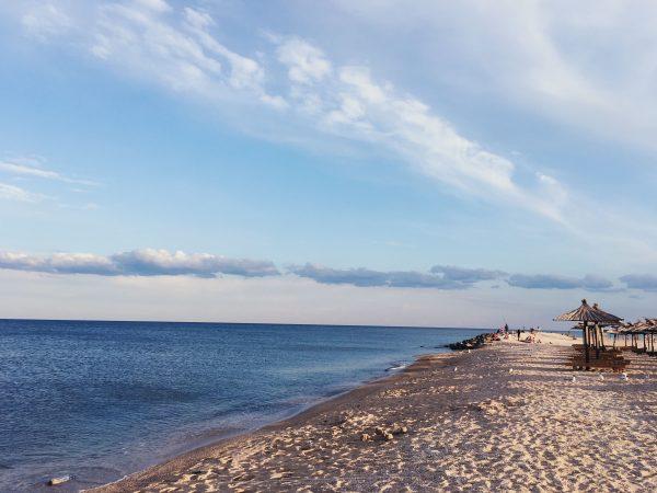 Україна Азовське море Кирилівка