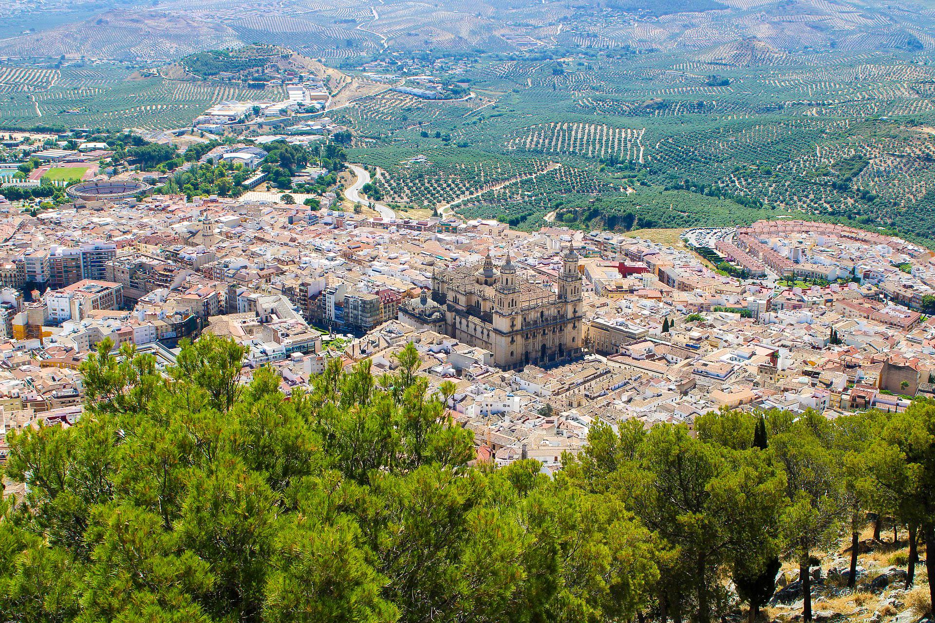 Іспанія Андалусія Хаен