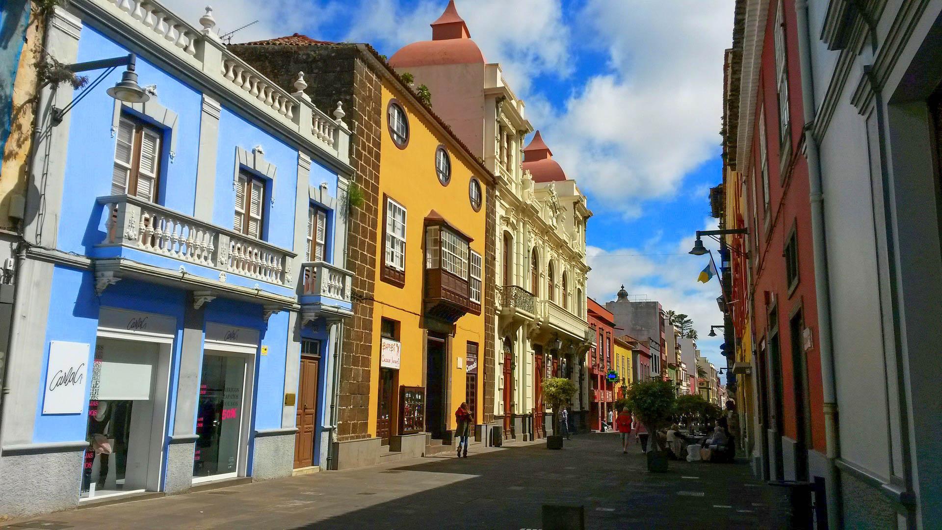 Іспанія Тенеріфе Сан-Крістобаль-де-ла-Лагуна