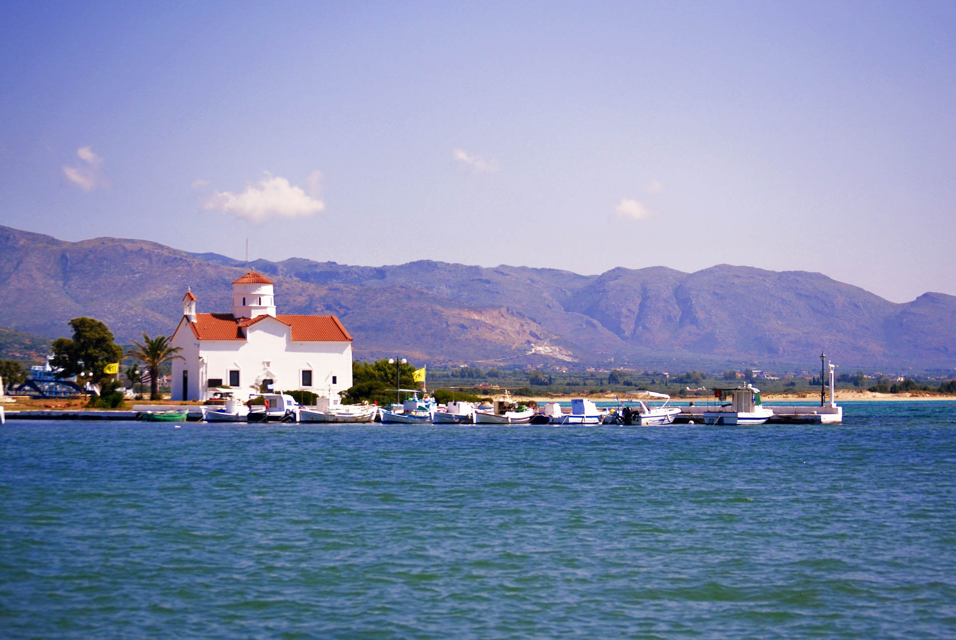 Греція Крит Елафонісі