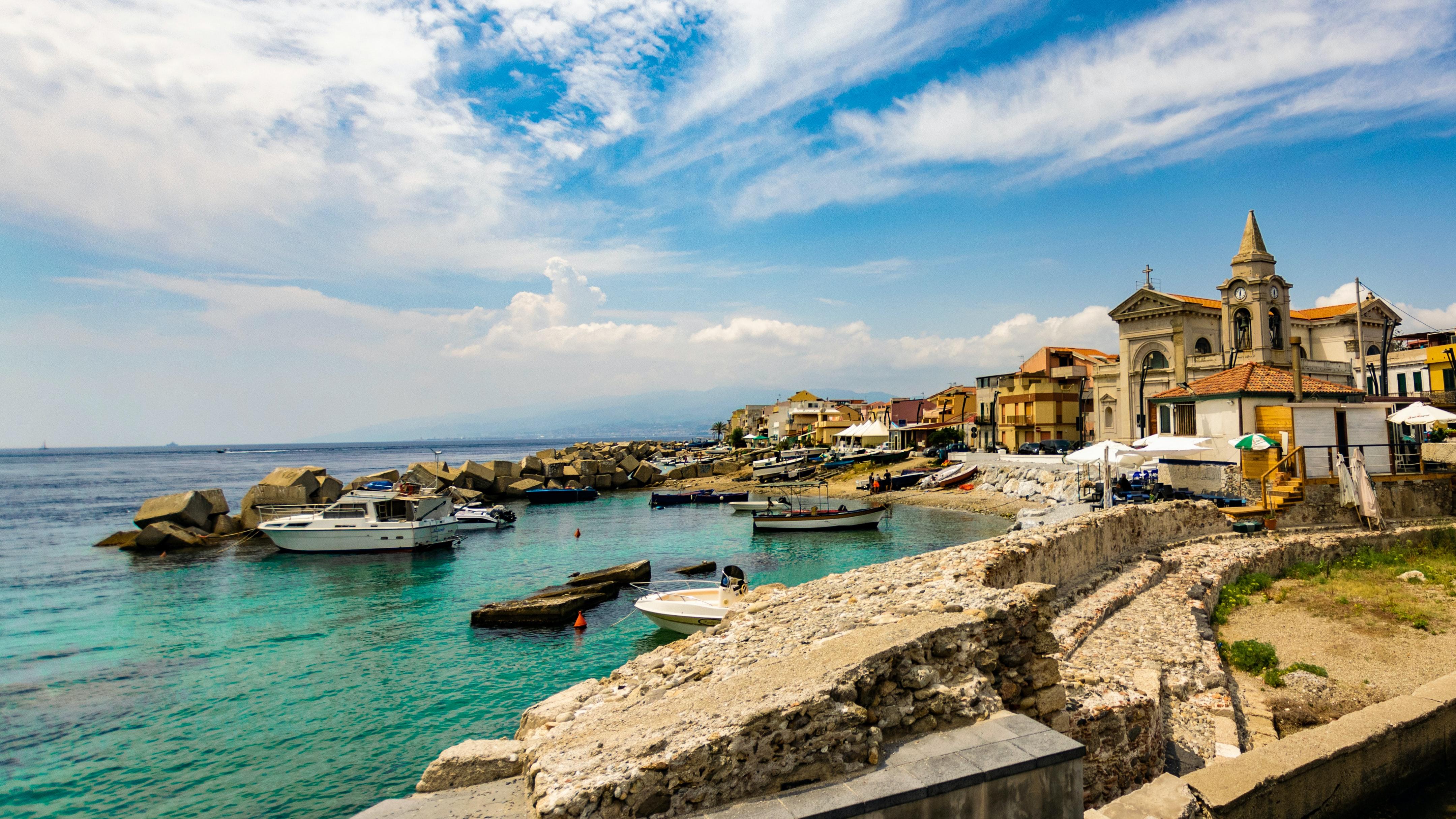 Італія Сицилія Мессіна