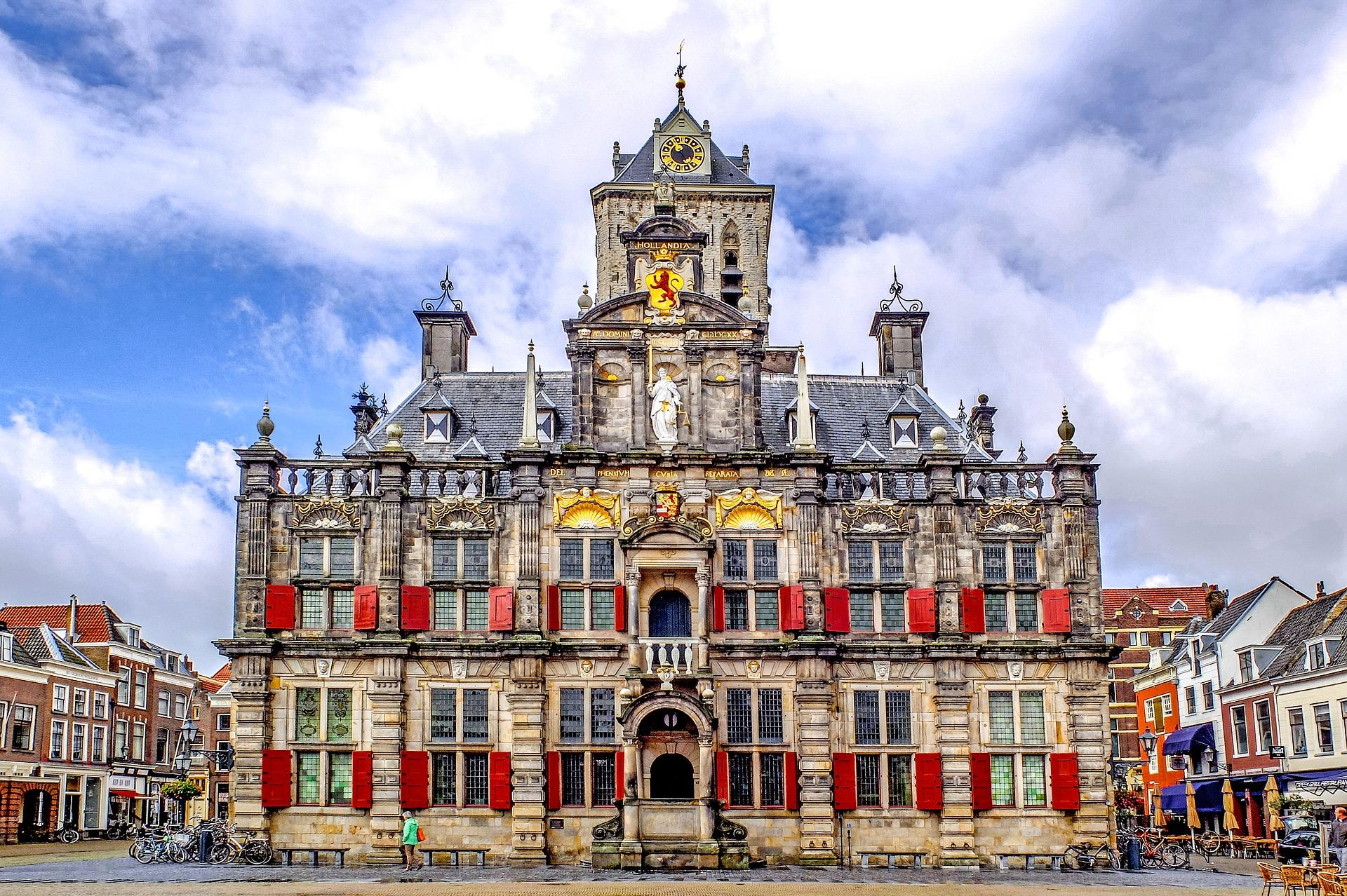 Голландія Делфт