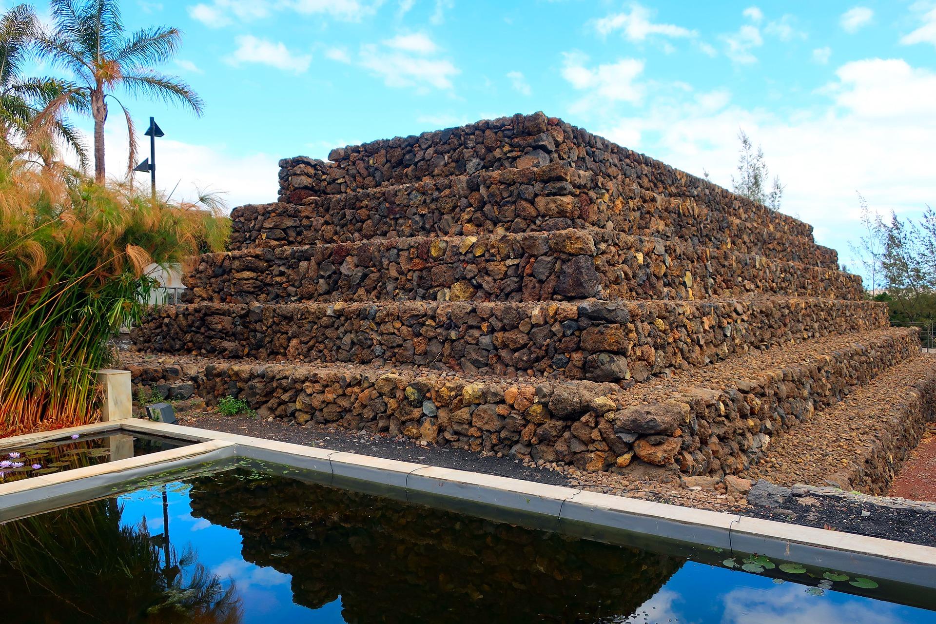 Іспанія Тенеріфе Пірамідес де Гюмар
