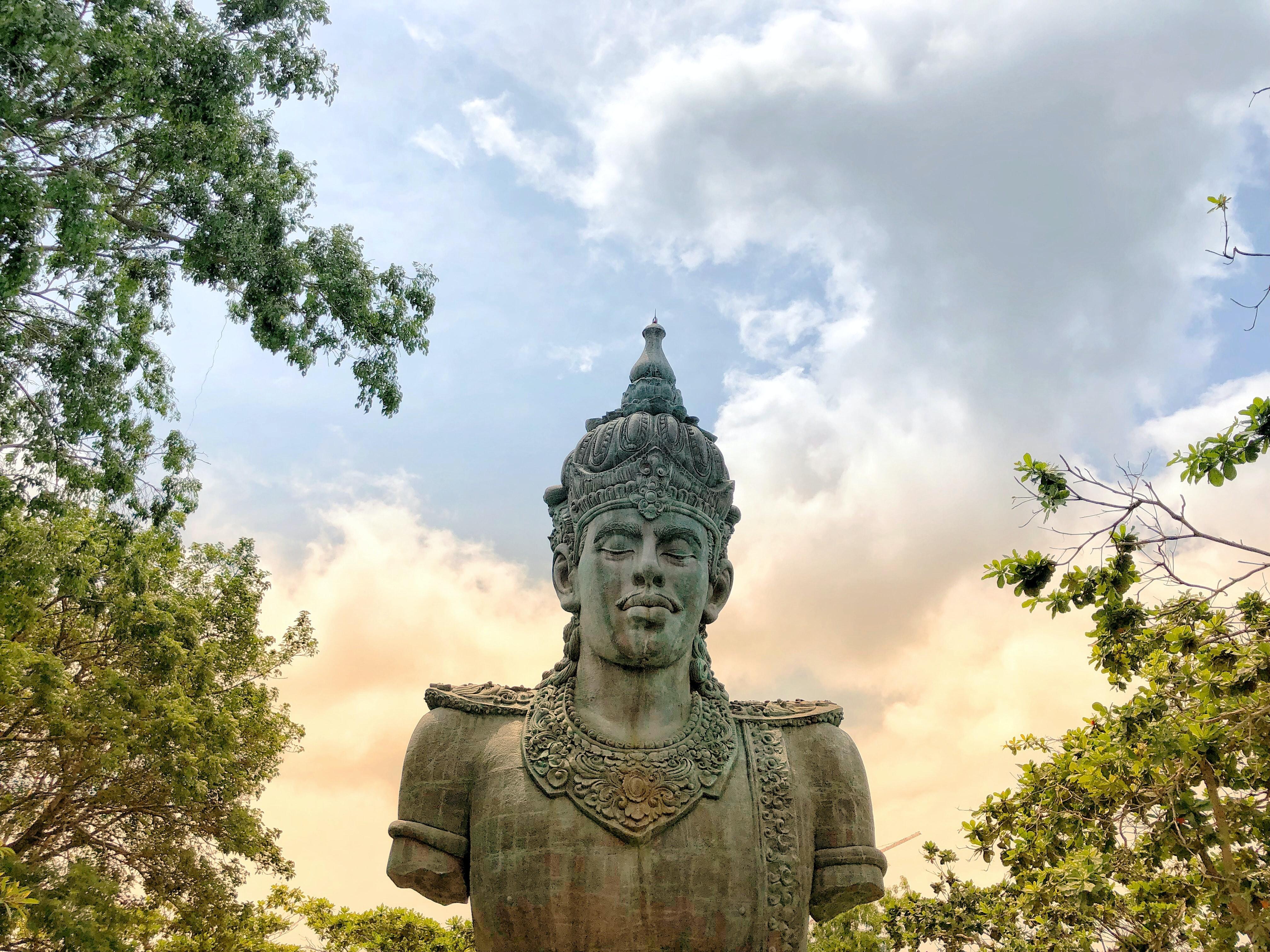 Індонезійський культурний парк Балі Гаруда Вішну Кенкана