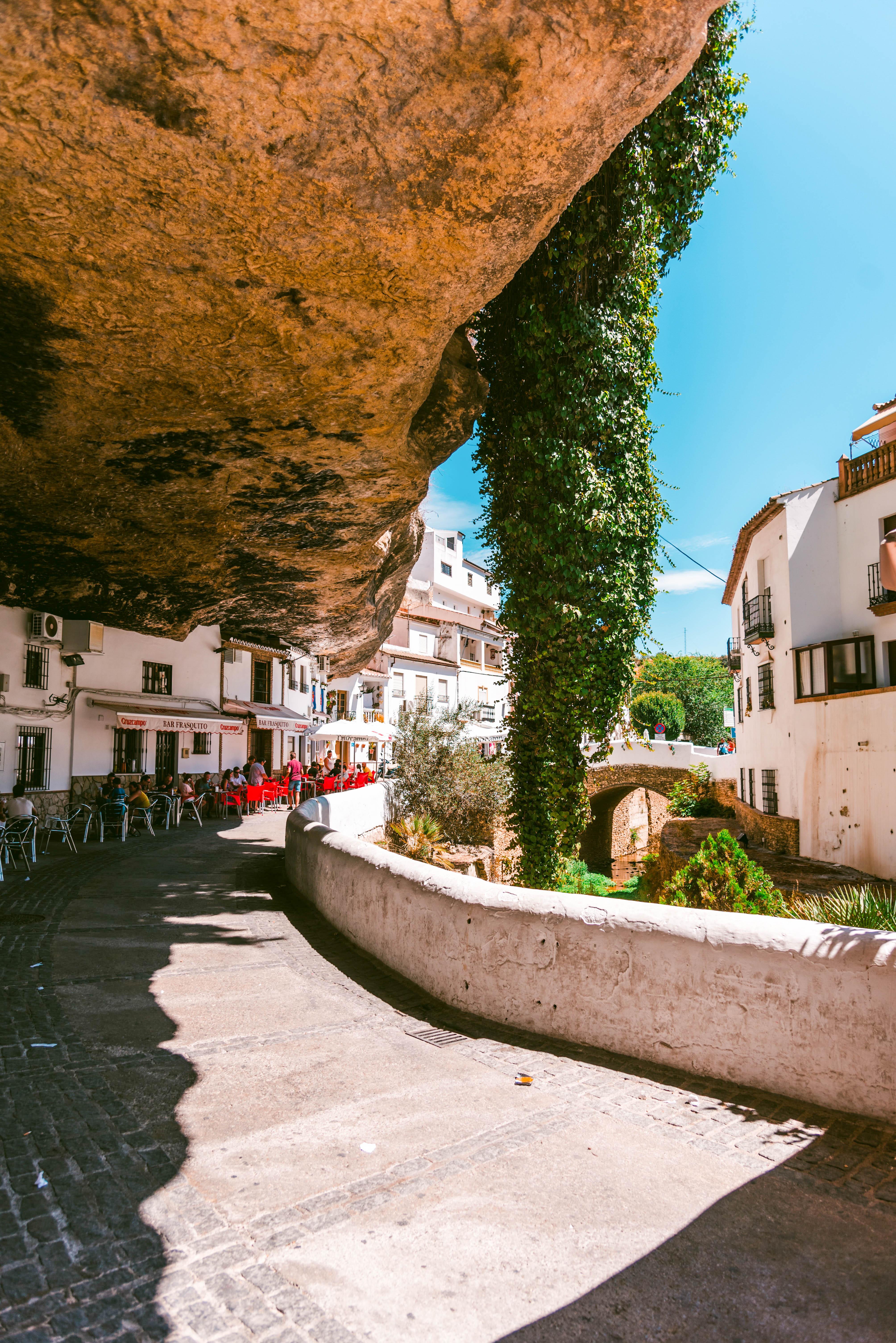 Іспанія Андалусія Сетеніль де лас Бодегас