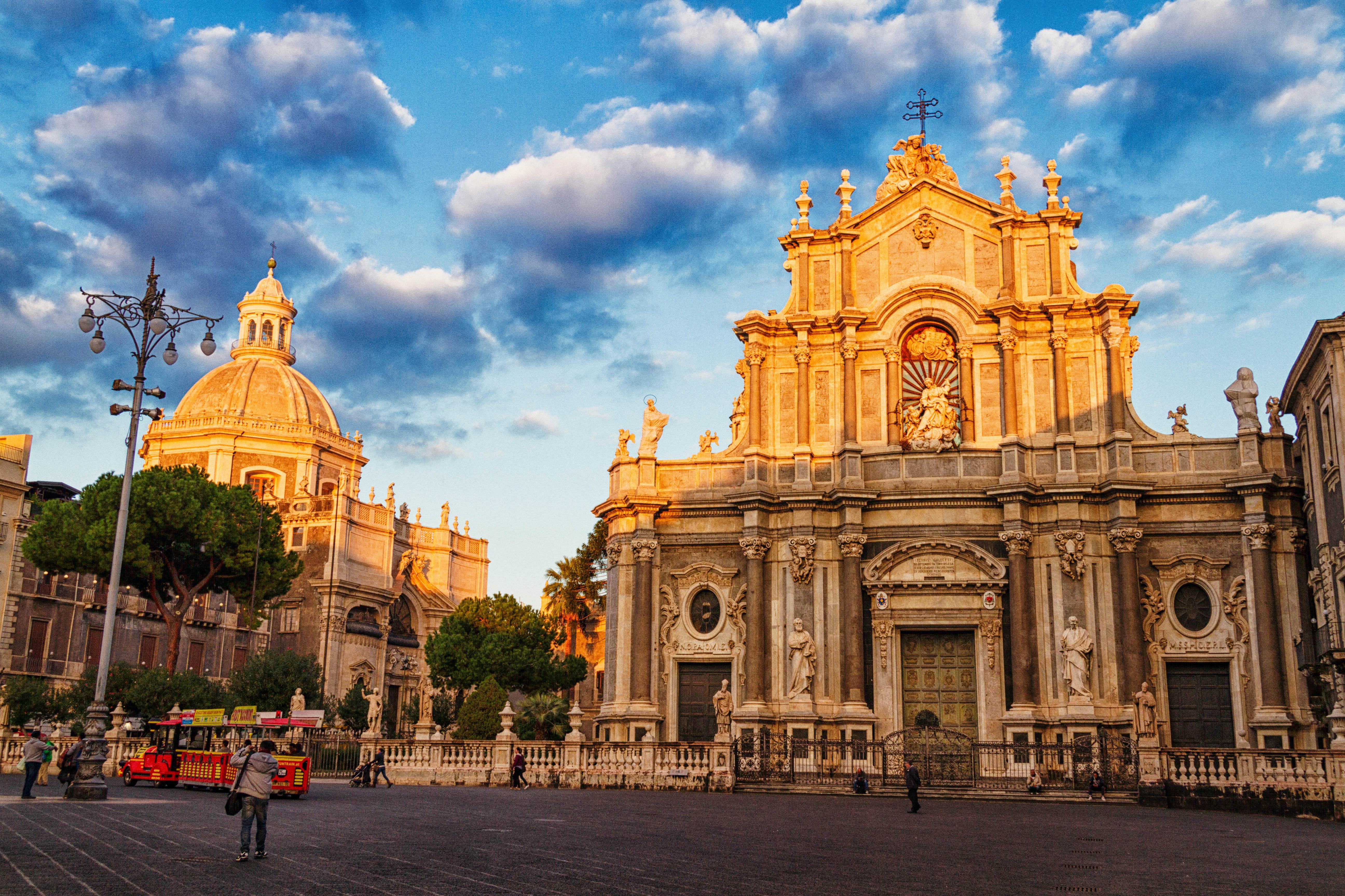 Італія Сицилія Катанія