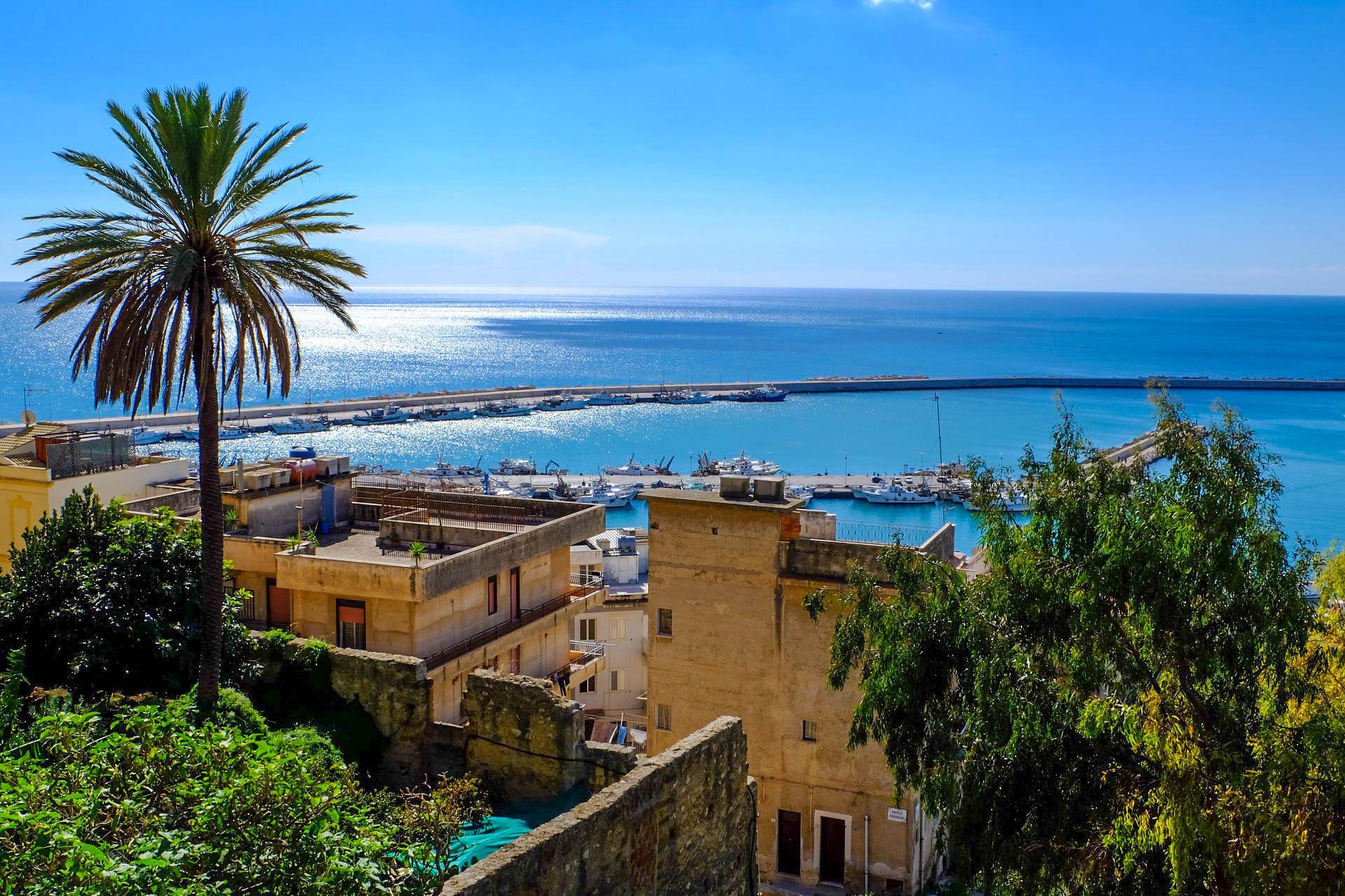 Італія Сицилія Шакка