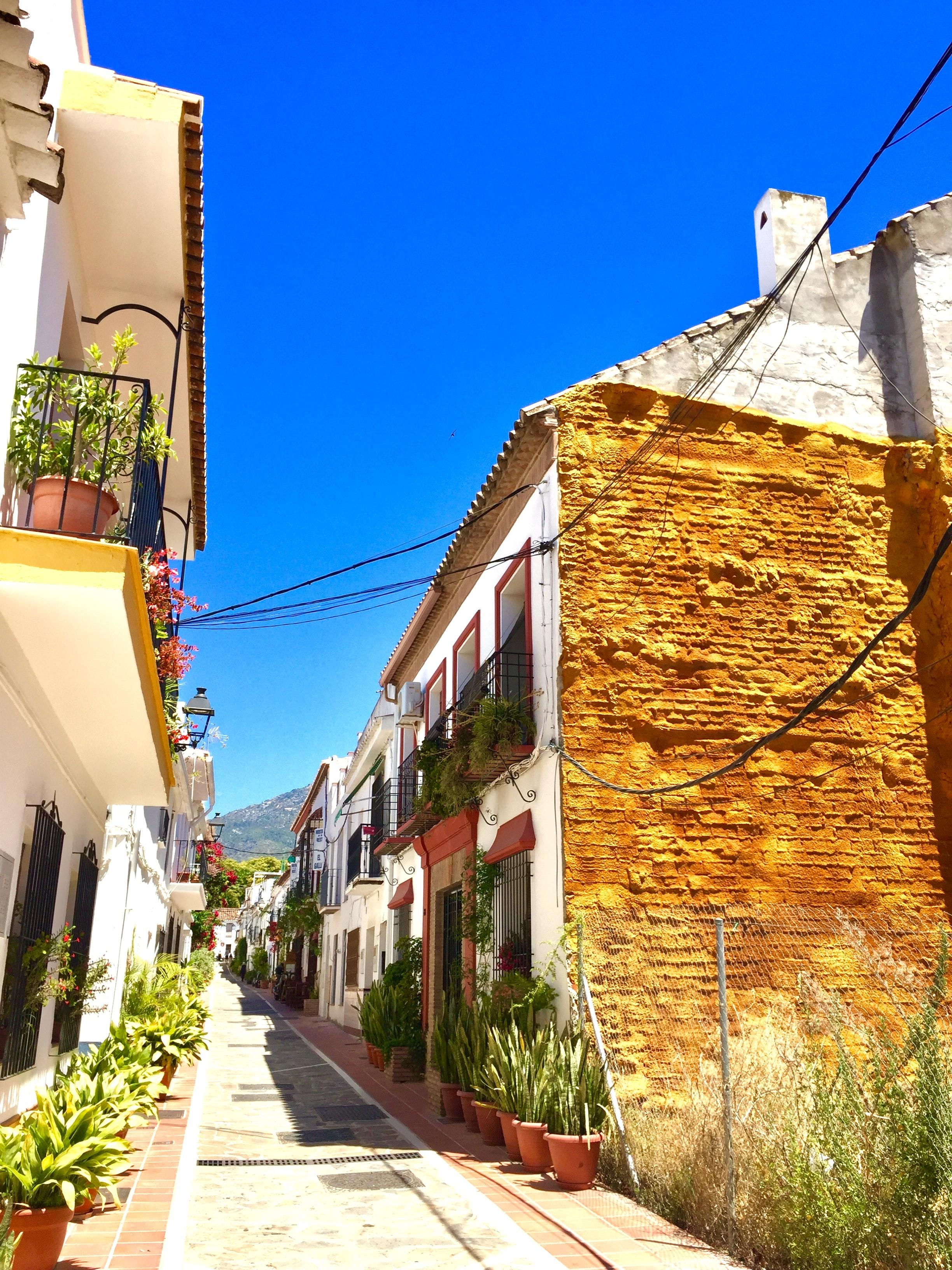 Іспанія Андалусія Марбелья